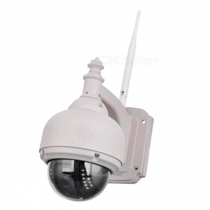 Cámara VStarcam PNP Red IP 1.0MP c/ TF LED / Wi-Fi / 22-IR - Gris