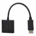 XIANGZHI Y-S10 Display-Port Female to HDMI Female Cable - Black (20cm)