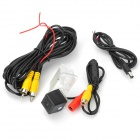 Waterproof Wired CMOS 420 Lines Wide Angle Rearview Camera for Ford Mondeo / Focus + More - Black