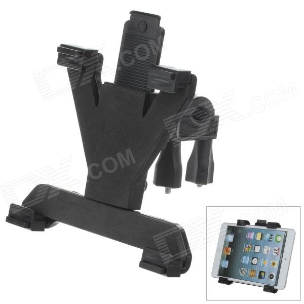M06 360 Degree Rotation Holder Bracket w/ C60 Back Clamp for 7~10 Inch Tablet PC - Black