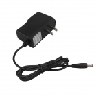 SingFire US5-45525 US Plug AC Power Adapter - Black (DC 5.5 x 2.5mm / 100~240V / 115cm-Cable)