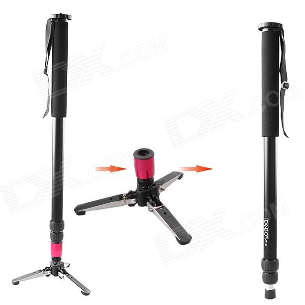 DEBO JF-3 Self-Standing Monopod with Support Base - Black цена 2016
