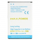 "Replacement ""3800mAh"" Li-ion Battery for Samsung Galaxy Note 3 / N9006 / N9005 / N9000"