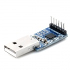 YaoSheng CP2102 USB to TTL Adapter Module - Blue + Silver