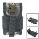 Waterproof Outdoor Mobile Phone Bag for Samsung / iPhone - Camouflage