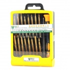 BEST Multi-in-1 Precise Screwdriver Tool Kit for Iphone / Ipad / Samsung + More - Golden + Yellow