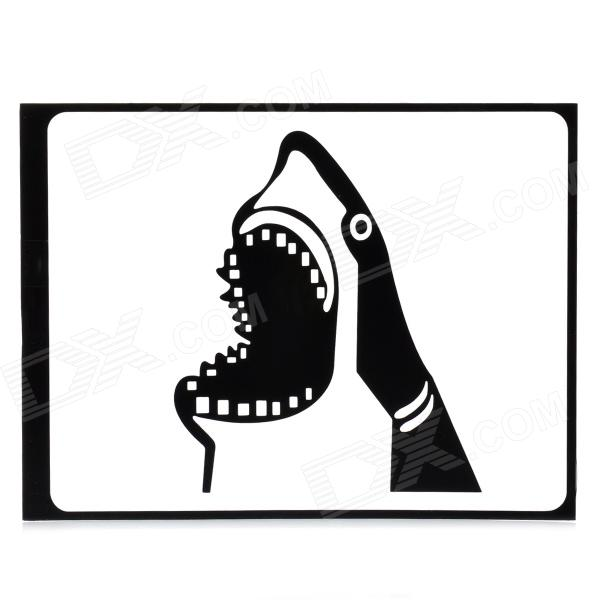 Creative Shark Pattern Decoration Sticker for MacBook 11