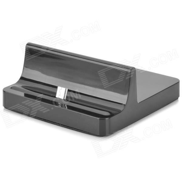 Universal Micro USB Data Charging Dock for Samsung + More - Black