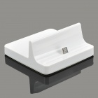 Universal Micro USB Data Charging Dock for Samsung + More - White