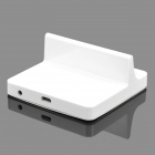 Universal Micro USB Data Charging Dock for Samsung / HTC / Nokia - White
