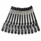 M&G AGP11504 0.38mm Heads Gel Pen - Black (12 PCS)