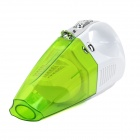 SBD 12K6 Car Vacuum Cleaner - White + Green