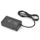 LED Distance Display Electromagnetic Parking Sensor - Black