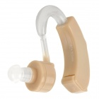 S-What Ear-Hook Adjustable Hearing Aid - Ivory (1 x LR44)