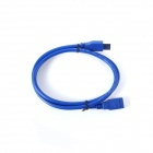 ULT-unite ULT-02138 USB 3.0 Male to Female High Speed Copper USB Extension Cable - Blue (1m)