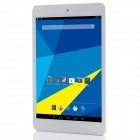 "Vido M8 7.9"" IPS Android 4.2.2 Quad Core Tablet PC w / 1GB RAM, 16GB ROM, Wi-Fi - Valkoinen + hopea"