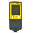 "NICETY CM8801F Digital 1.9"" LCD Coating Thickness Gauge - Dark Grey + Yellow (1 x AAA)"