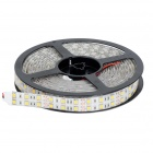 HML Waterproof 144W 6200lm 600-5050 SMD Warm White Flexible Light Strip (DC 12V / 5m)