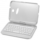 K540 360 Degree Rotation Bluetooth V3.0 59-Key Keyboard for Samsung Galaxy Note 8.0 N5100 - Silver