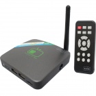 AT-01 Dual-Core Android 4.2 HD TV-BOX Media Player w/ 1GB RAM, 8GB ROM, 2.0 MP + Remote Controller