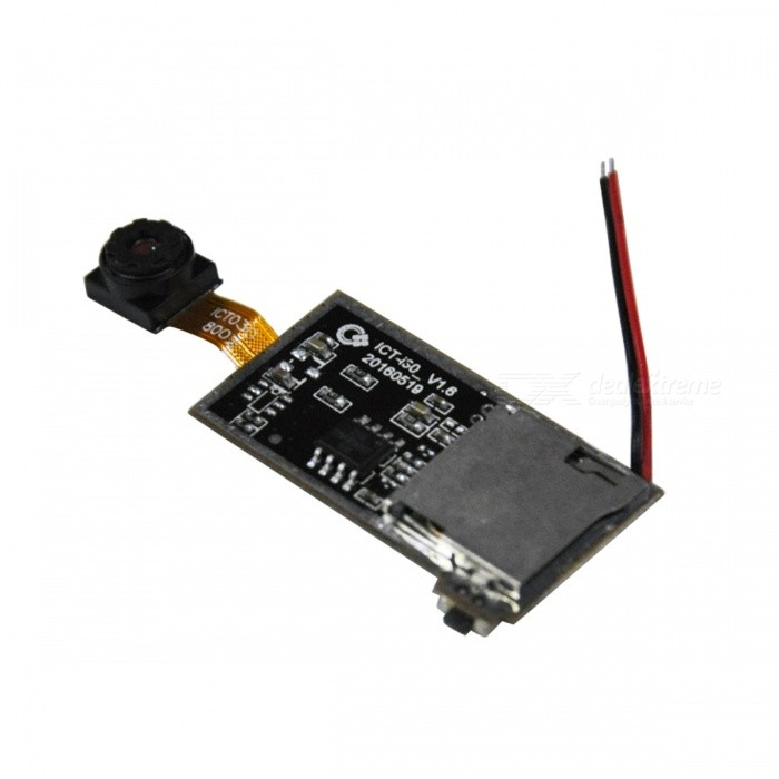 Hubsan H107-A28 0.3 MP Camera Module for H107C R/C Quadcopter - Black - R/C Toys - Hobbies and Toys