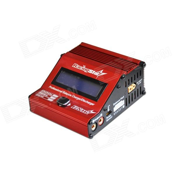 SKYRC SK-100078  RacingStar RS16 180W/16A 3 Balance Charger / Discharger - Red+Black
