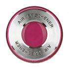 G-61 CD Style Car Solid Freshener - Deep Pink ( 8g )