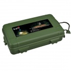 SingFire SF-GB2 Protective Plastic Shock-Resistant Flashlight Case - Green