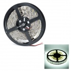 HML Non-Waterproof Dual Row 144W 6200lm 600-LED 5050 SMD White Light Strip (12V / 5m)