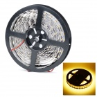 HML Non-Waterproof Dual Row 144W 6200lm 600-SMD 5050 Warm White Light Strip (12V / 5m)