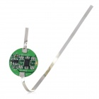 Charge/Discharge Protective Circuit Board for Rechargeable Li-Ion Batteries (17.4mm*1.9mm)