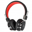 SOUND FRIEND SF-SH011B Bluetooth V3.0 + EDR Headset with Microphone - Black + Red