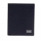 BEIDIERKE B056-215 High-Grade Head Layer Cowhide Men's Wallet - Black