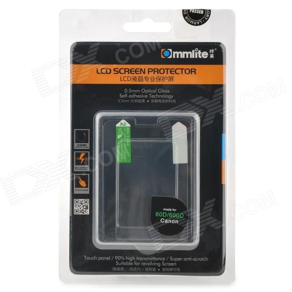 Commlite CM-LSP Mirror LCD Screen Protector for Canon 60D / 600D - Transparent