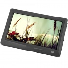 "5.0"" HD Touch Screen MP5 Player w/ 16GB, 1080p AV Out, TF, FM - Black"
