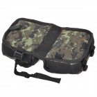 INBIKE Multifunction Waterproof Bicicleta Top Tubo Saddle Bag - Camouflage