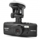"Anytek AT400 2.7"" TFT CMOS 3.0MP Wide Angle 1080P Car DVR Camcorder - Black"