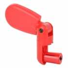 INBIKE Plastic Cycling Bicycle Rearview Mirror - Red
