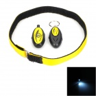 Petminder 02 Convenient USB Powered Rechargeable Pet Anti-lost Alert Set - Black + Yellow