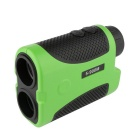 RZ900D Laser Distance Meter 6X Magnification Telescope - Green + Black (1 x CR2)