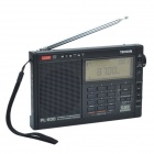 TECSUN PL-600 Digital Tuning Full-Band FM/MW/SW-SBB/AIR/PLL SYNTHESIZED Stereo Radio Receiver (4xAA)