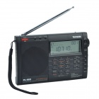 "TECSUN PL-660 3.2"" LCD Digital Tuning Full-Band FM/MW/SW-SBB/AIR/PLL Stereo Radio Receiver - 4 x AA)"