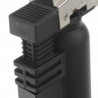 HONEST Multi Purpose 1300'C Windproof Straight Lighter - Black