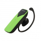 CHEERS Q1 Bluetooth V2.1 + EDR Stereo Headset w/ Microphone - Green + Black