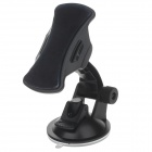 H01 360' Rotation Suction Cup Holder w/ C71B Silicone Back Clip for Iphone 4/4S / 5 / Ipad MINI/Ipod
