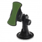 H08 360' Rotation 4-Port Suction Cup Holder w/ Silicone Back Clip for Iphone 4/4S/5/Ipad MINI/Ipod