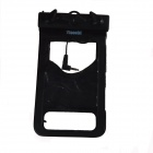 Tteoobl R-13B Protective TPU Waterproof Bag for Iphone / Cell Phone - Black