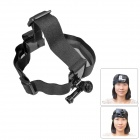 Fat Cat M-HM Comfortable Elastic Velcro Head Mount for Gopro Hero 4/ 3+ / 3 / 2 / 1 / SJ4000