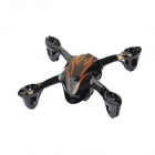 Hubsan H107-A26 Shell Corpo de H107C R / C Quadcopter - Red + Black