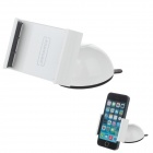 Xenomix S3000 Car Air Vent  360 Degree Rotation Mount Holder for Samsung Galaxy S4 - White